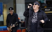 Mike Reno of Loverboy appears on NBC News' 'Today' show