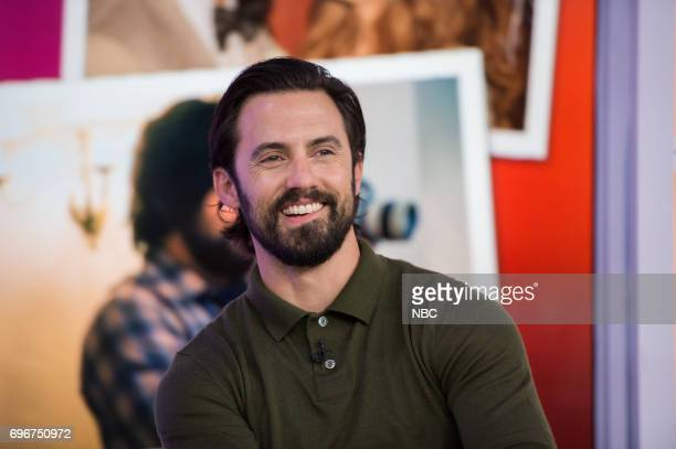 Milo Ventimiglia on Friday June 16 2017
