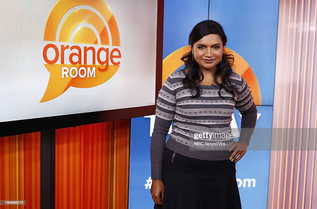 <a gi-track='captionPersonalityLinkClicked' href=/galleries/search?phrase=Mindy+Kaling&family=editorial&specificpeople=743884 ng-click='$event.stopPropagation()'>Mindy Kaling</a> appears on NBC News' 'Today' show --