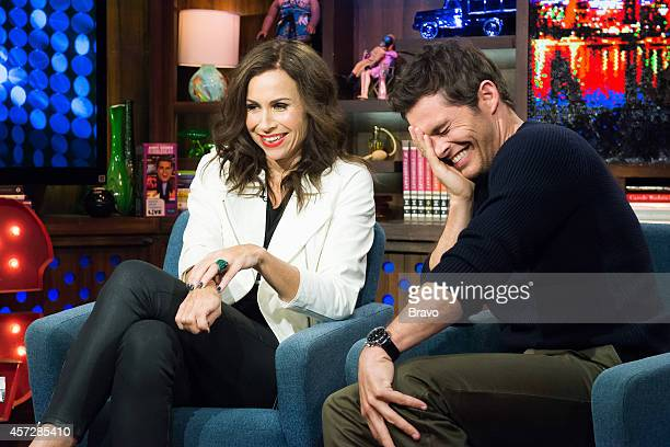 Minnie Driver and James Marsden