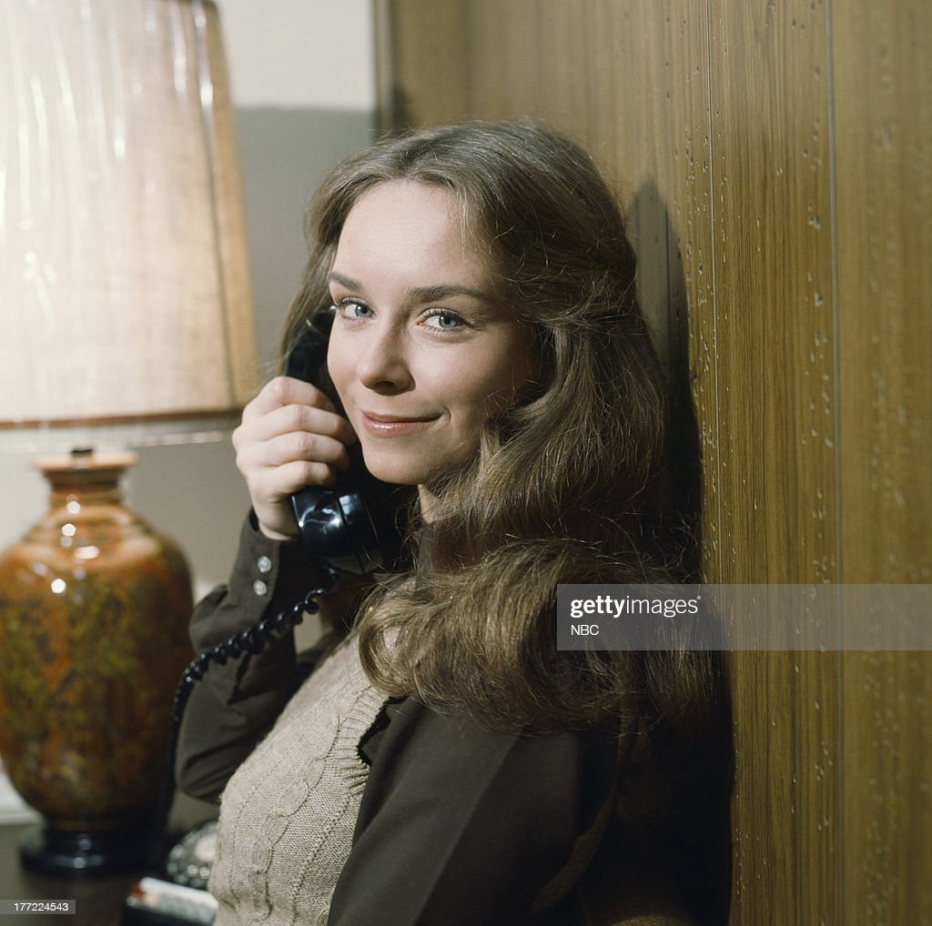 Monica Gayle as Sharon Reynolds in 1973 --