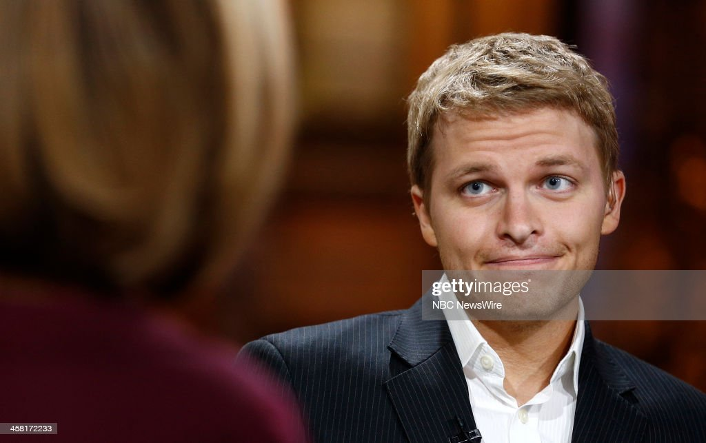 MSNBC's <a gi-track='captionPersonalityLinkClicked' href=/galleries/search?phrase=Ronan+Farrow&family=editorial&specificpeople=557294 ng-click='$event.stopPropagation()'>Ronan Farrow</a> appears on NBC News' 'Today' show on December 20, 2013 --