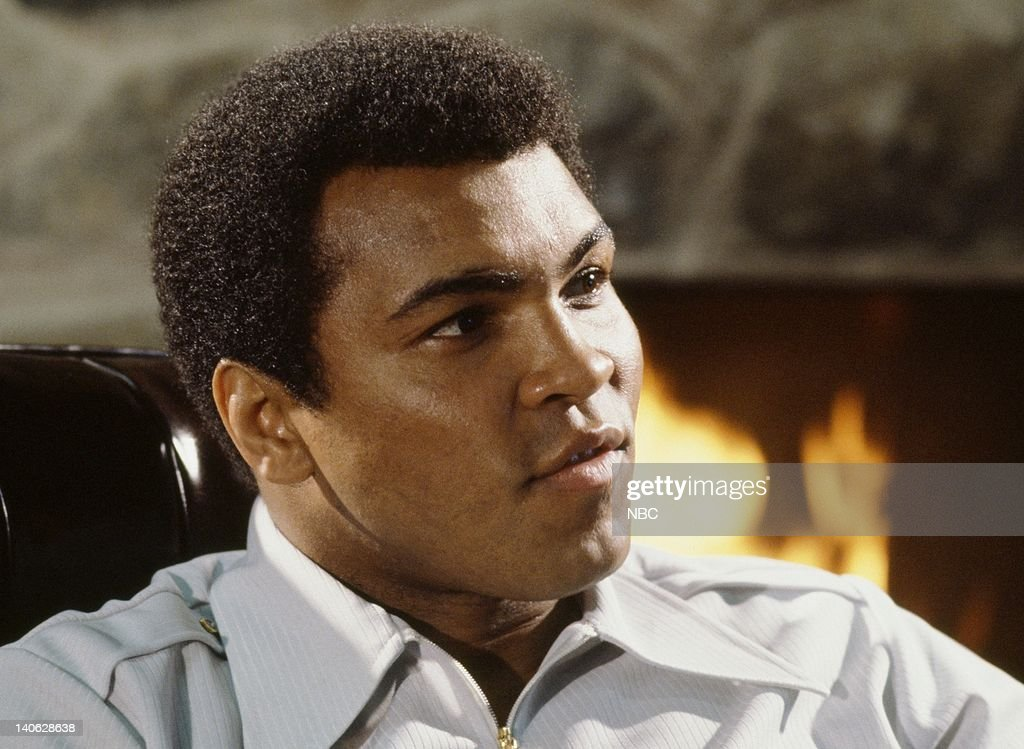 Muhammad Ali 18th May 1977 Photo by NBCU Photo Bank