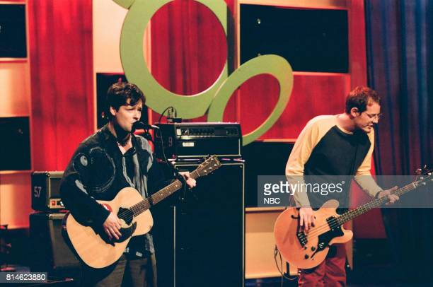 Musical group Marcy Playground performing on May 1 1998