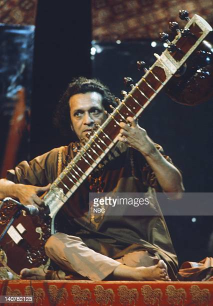 Musician Ravi Shankar in the 1970s Photo by NBC/NBCU Photo Bank