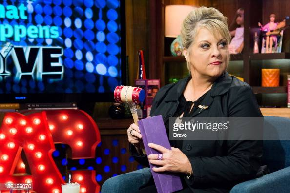Nancy Grace Photo by Charles Sykes/Bravo/NBCU Photo Bank via Getty Images