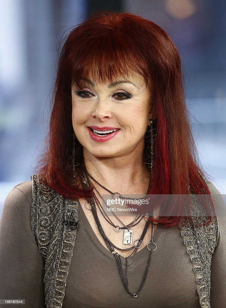 Naomi Judd appears on NBC News' 'Today' show --