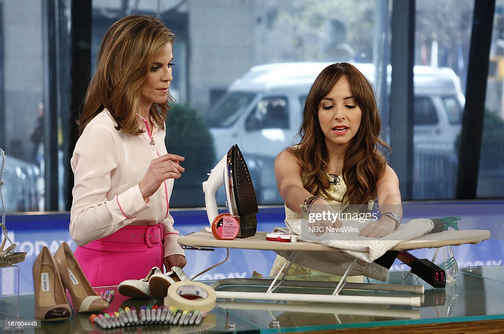 <a gi-track='captionPersonalityLinkClicked' href=/galleries/search?phrase=Natalie+Morales+-+News+Anchor&family=editorial&specificpeople=710956 ng-click='$event.stopPropagation()'>Natalie Morales</a> and Lilliana Vazquez appear on NBC News' 'Today' show --