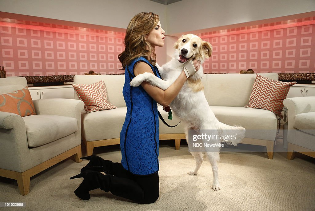 Natalie Morales and Zara appear on NBC News' 'Today' show --
