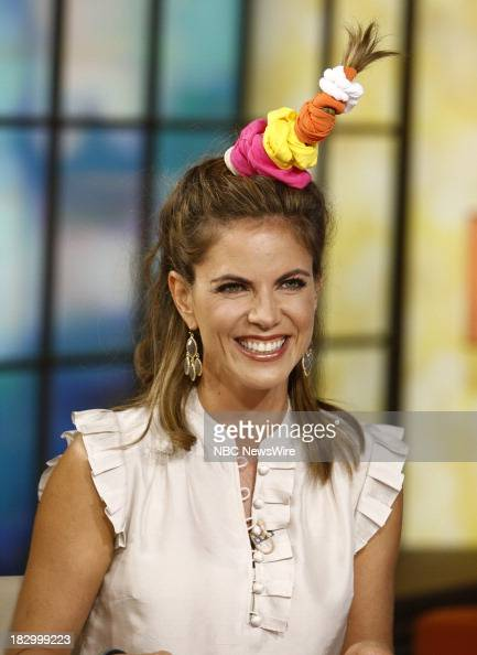 Natalie Morales appears on NBC News' 'Today' show