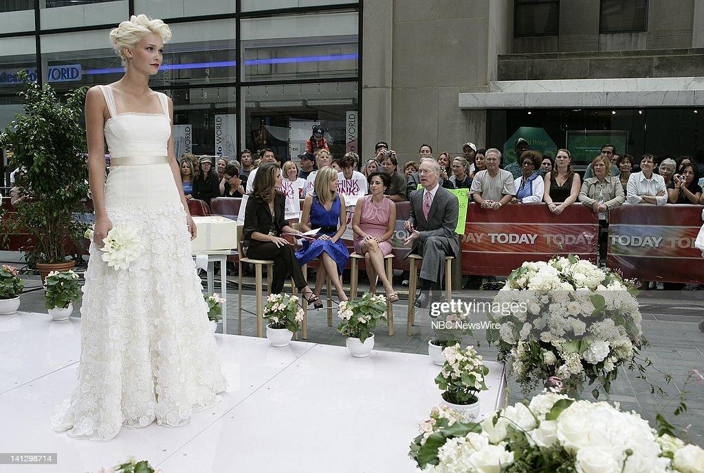 Natalie Morales Wedding Dress