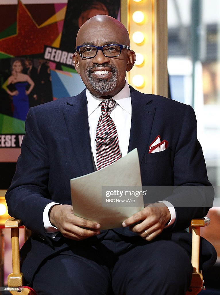 NBC News' Al Roker appears on NBC News' 'Today' show on December 13, 2013 --