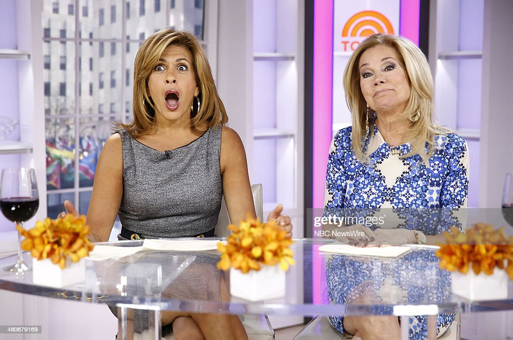 Nbc 39 s today with guests shakira f murray abraham tony - Nbc today show kathie lee and hoda ...