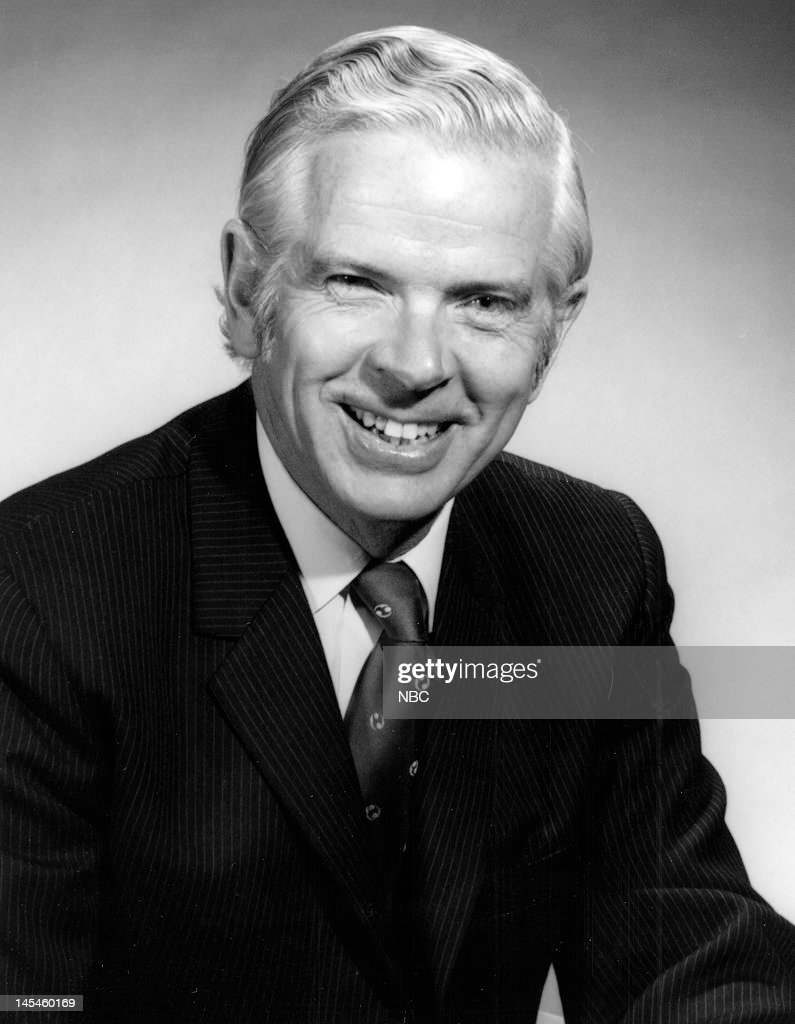 NBC News' John Rich in 1972 --