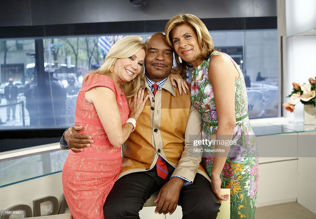 NBC News' <a gi-track='captionPersonalityLinkClicked' href=/galleries/search?phrase=Kathie+Lee+Gifford&family=editorial&specificpeople=203269 ng-click='$event.stopPropagation()'>Kathie Lee Gifford</a>, actor/comedian <a gi-track='captionPersonalityLinkClicked' href=/galleries/search?phrase=David+Alan+Grier&family=editorial&specificpeople=206886 ng-click='$event.stopPropagation()'>David Alan Grier</a> and NBC News' <a gi-track='captionPersonalityLinkClicked' href=/galleries/search?phrase=Hoda+Kotb&family=editorial&specificpeople=2338013 ng-click='$event.stopPropagation()'>Hoda Kotb</a> appear on NBC News' 'Today' show on May 6, 2013 --