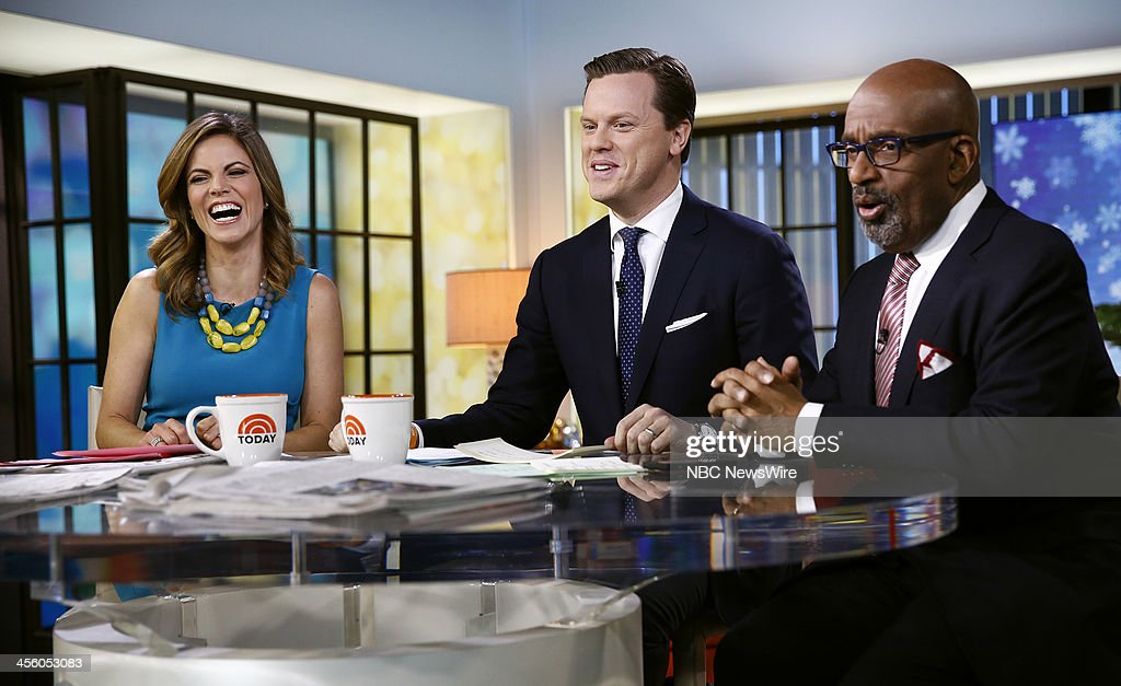 NBC News' <a gi-track='captionPersonalityLinkClicked' href=/galleries/search?phrase=Natalie+Morales+-+News+Anchor&family=editorial&specificpeople=710956 ng-click='$event.stopPropagation()'>Natalie Morales</a>, Willie Geist and <a gi-track='captionPersonalityLinkClicked' href=/galleries/search?phrase=Al+Roker&family=editorial&specificpeople=206153 ng-click='$event.stopPropagation()'>Al Roker</a> appear on NBC News' 'Today' show on December 13, 2013 --