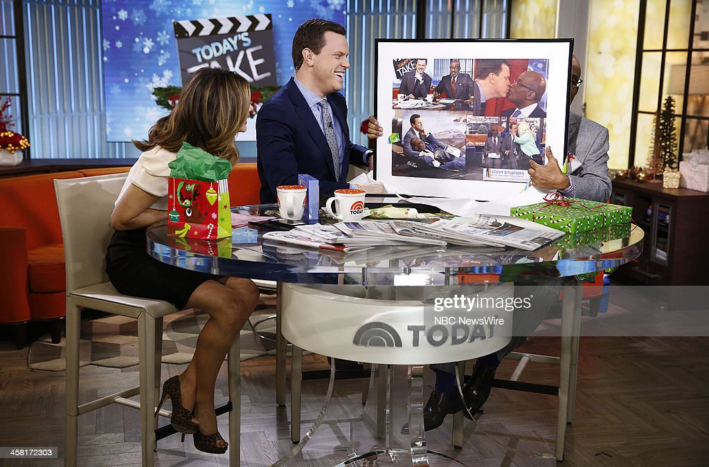 NBC News' <a gi-track='captionPersonalityLinkClicked' href=/galleries/search?phrase=Natalie+Morales+-+News+Anchor&family=editorial&specificpeople=710956 ng-click='$event.stopPropagation()'>Natalie Morales</a>, Willie Geist and <a gi-track='captionPersonalityLinkClicked' href=/galleries/search?phrase=Al+Roker&family=editorial&specificpeople=206153 ng-click='$event.stopPropagation()'>Al Roker</a> appear on NBC News' 'Today' show on December 20, 2013 --