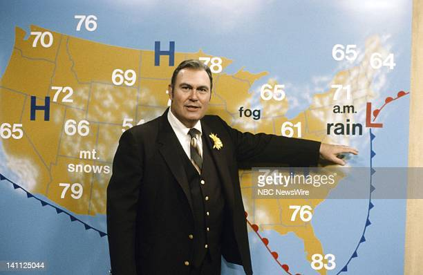 NBC News' Willard Scott in April 1980 Photo by NBC/NBC NewsWire