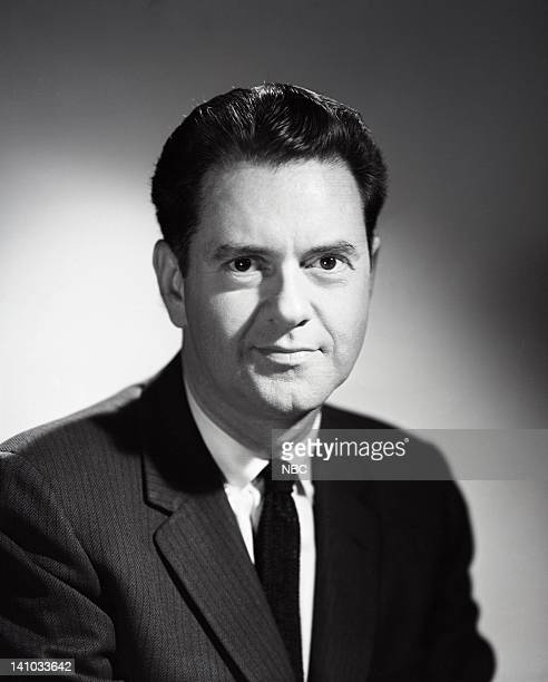 NBC Sports' Bob Wolff in 1962 Photo by NBC/NBCU Photo Bank