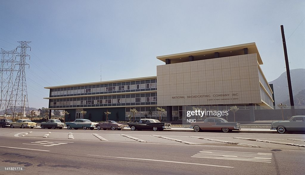 NBC Studios and west coast headquartes in Burbank Ca Photo by Gerald Smith/NBCU Photo Bank