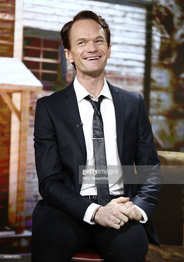 <a gi-track='captionPersonalityLinkClicked' href=/galleries/search?phrase=Neil+Patrick+Harris&family=editorial&specificpeople=210509 ng-click='$event.stopPropagation()'>Neil Patrick Harris</a> appears on NBC News' 'Today' show --