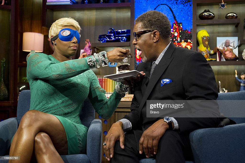 NeNe Leakes and Gregg Leakes -- Photo by: Charles Sykes/Bravo/NBCU Photo Bank via Getty Images