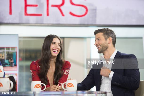 On 'Imposters' the dark comedy series on Bravo actors Rob Heaps Parker Young and Marianne Rendon play ditched spouses of a master con artist who team...