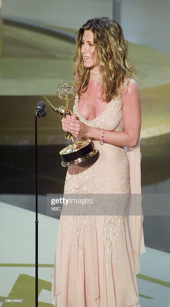 Oustanding Lead Actress in a Comedy Series NBC's 'Friends' Jennifer Aniston as Rachel Green