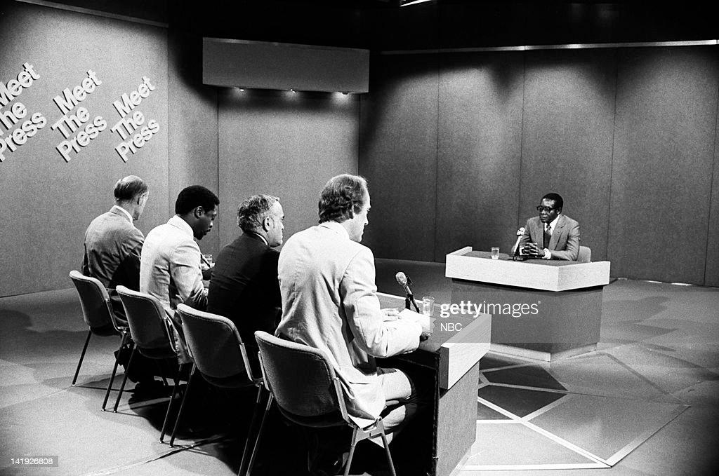 "NBC's ""Meet the Press"" - Season 33"