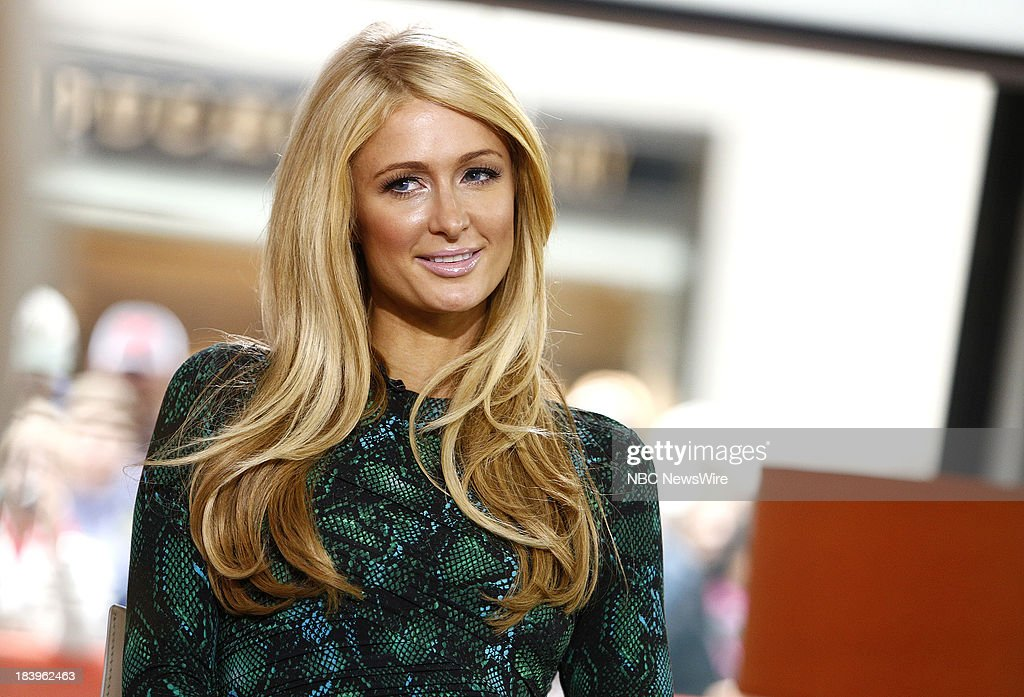 <a gi-track='captionPersonalityLinkClicked' href=/galleries/search?phrase=Paris+Hilton&family=editorial&specificpeople=171761 ng-click='$event.stopPropagation()'>Paris Hilton</a> appears on NBC News' 'Today' show --