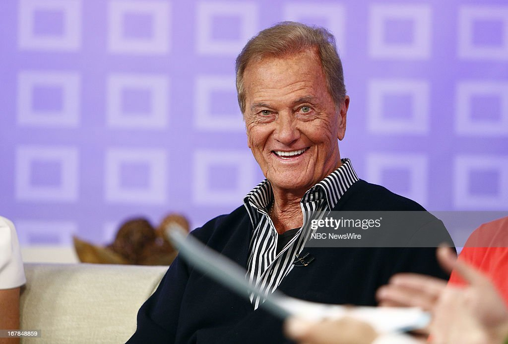 <a gi-track='captionPersonalityLinkClicked' href=/galleries/search?phrase=Pat+Boone&family=editorial&specificpeople=213178 ng-click='$event.stopPropagation()'>Pat Boone</a> appears on NBC News' 'Today' show --