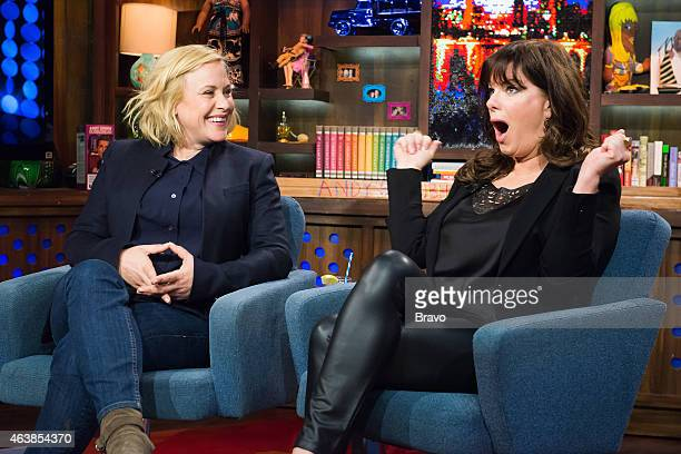Patricia Arquette and Marcia Gay Harden