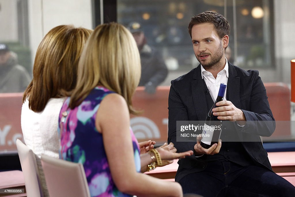 <a gi-track='captionPersonalityLinkClicked' href=/galleries/search?phrase=Patrick+J.+Adams&family=editorial&specificpeople=4195512 ng-click='$event.stopPropagation()'>Patrick J. Adams</a> appears on NBC News' 'Today' show --