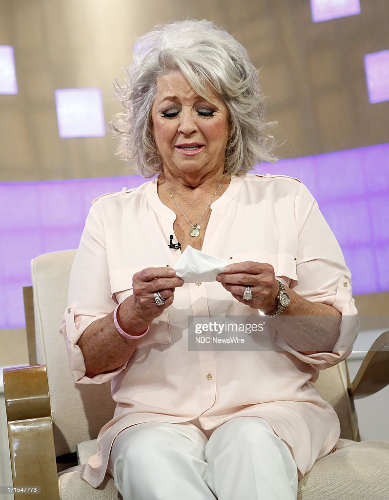 <a gi-track='captionPersonalityLinkClicked' href=/galleries/search?phrase=Paula+Deen&family=editorial&specificpeople=875895 ng-click='$event.stopPropagation()'>Paula Deen</a> appears on NBC News' 'Today' show --