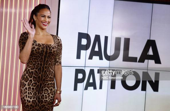 Paula Patton appears on NBC News' 'Today' show