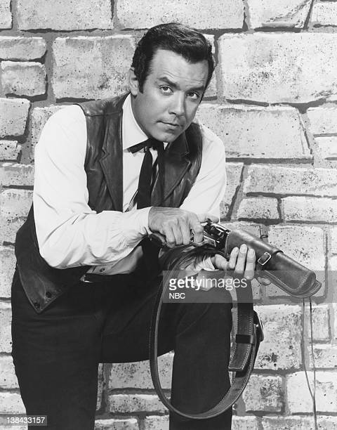 Pernell Roberts as Adam Cartwright