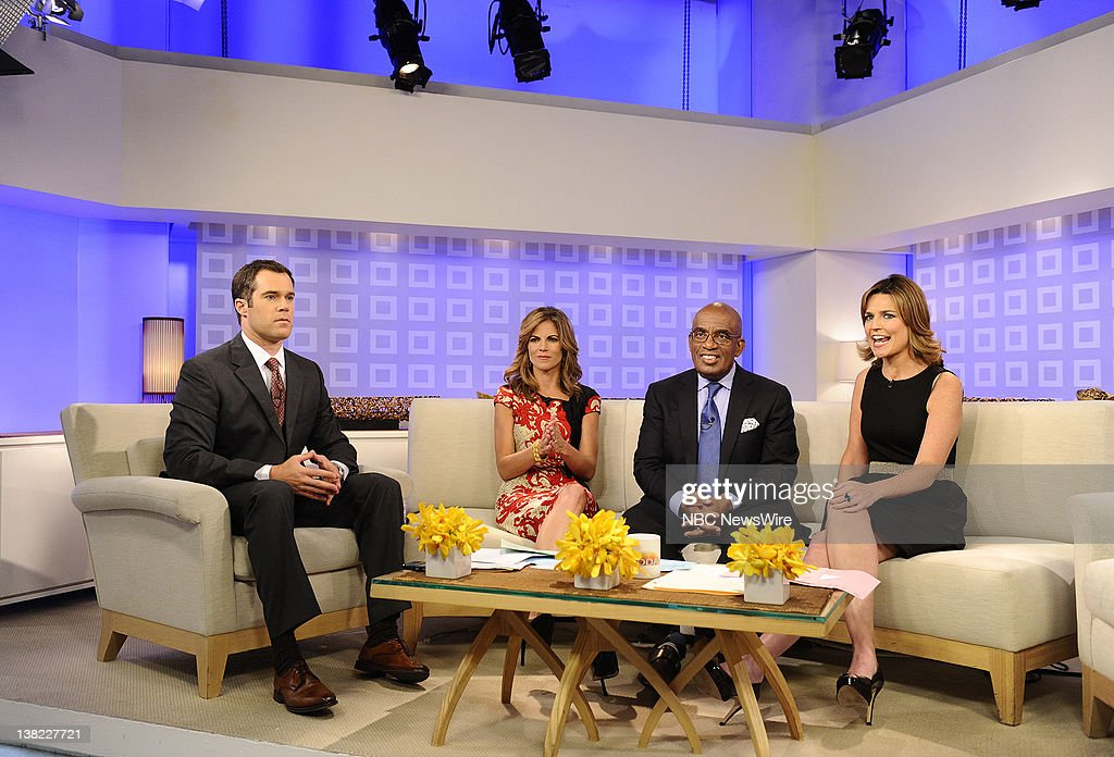 Peter Alexander Today Show