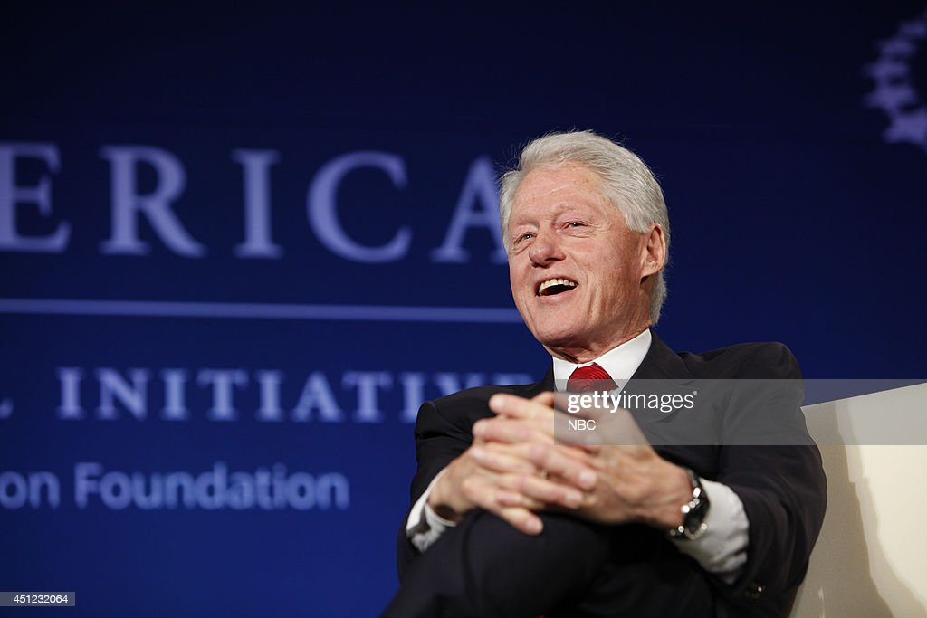 President <a gi-track='captionPersonalityLinkClicked' href=/galleries/search?phrase=Bill+Clinton&family=editorial&specificpeople=67203 ng-click='$event.stopPropagation()'>Bill Clinton</a> appears at the 2014 CGI America meeting in Denver --