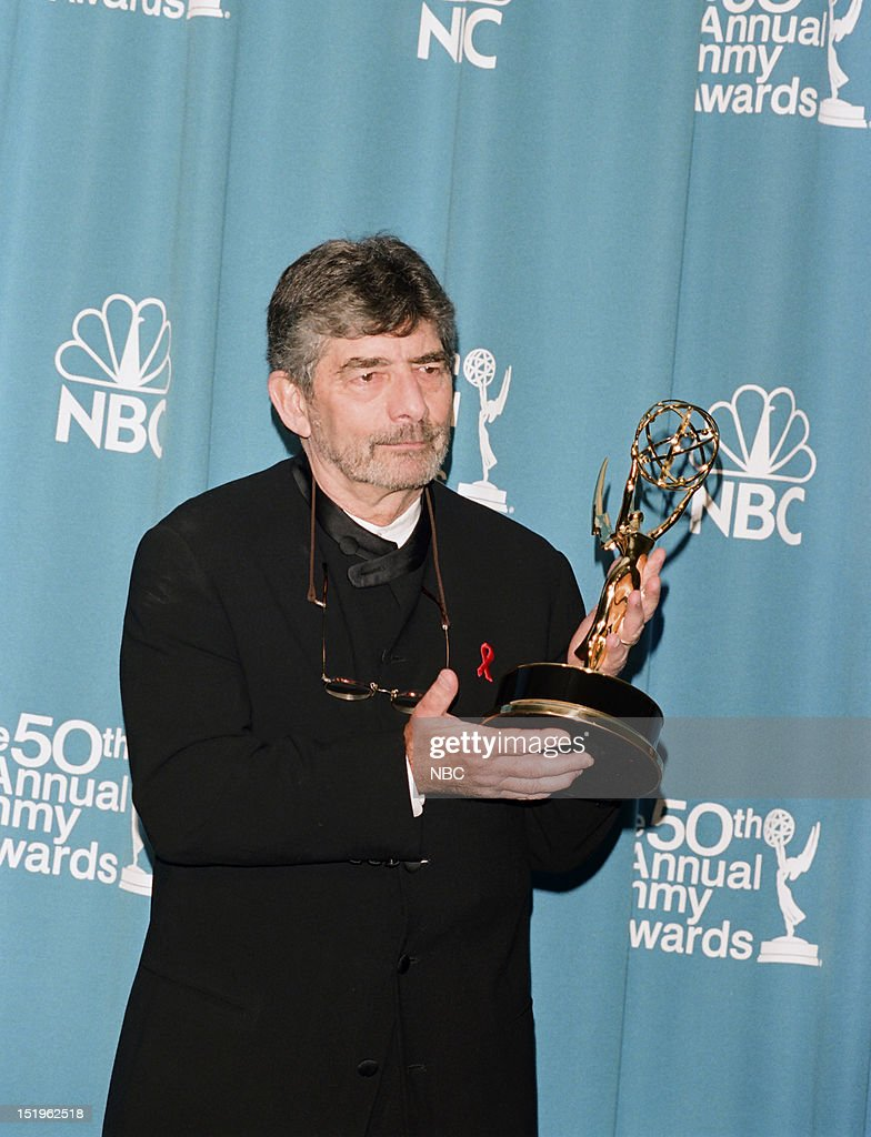 Producer Gary Smith winner of Outstanding Variety, Music or Comedy Special for 'The 51st Annual Tony Awards' during the 50th Annual Primetime Emmy Awards held at the Shrine Auditorium in Los Angeles, CA on September 13, 1998 --