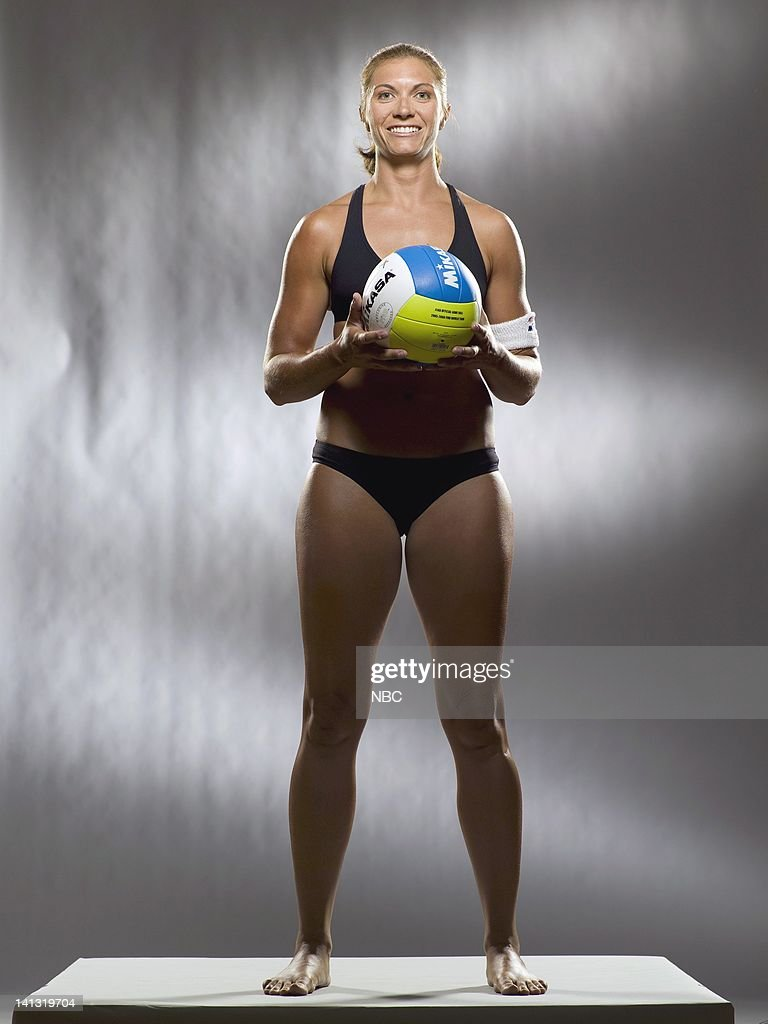Professional beach volleyball player Misty May -- Photo by: Mitchell Haaseth/NBCU Photo Bank