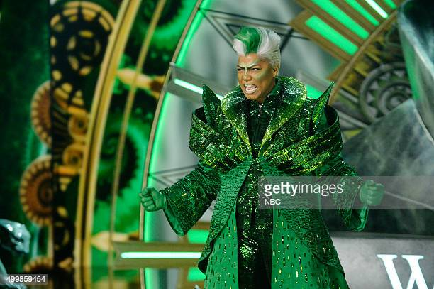 Queen Latifah as The Wiz