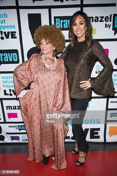 Rachel Dratch and Kelly Dodd