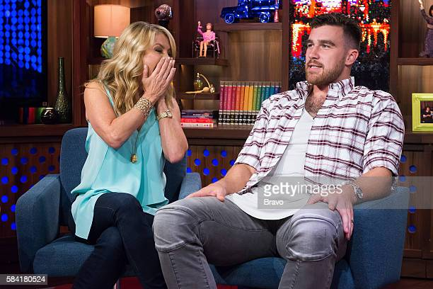 Ramona Singer and Travis Kelce