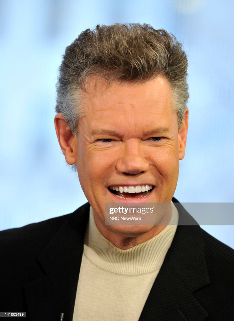 Randy Travis appears on NBC News' 'Today' show --