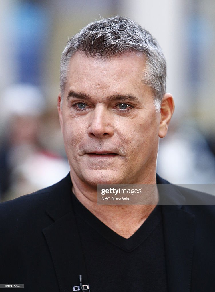 Ray Liotta appears on NBC News' 'Today' show --