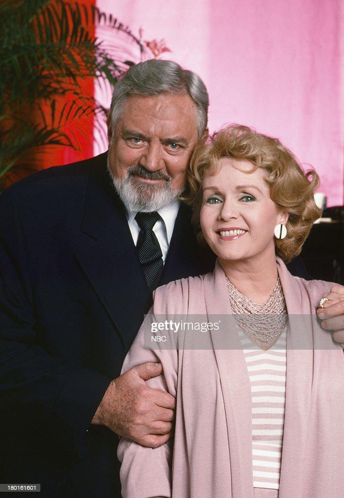 Raymond Burr as Perry Mason Debbie Reynolds as Amanda Cody