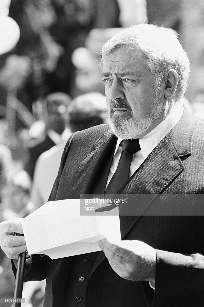 Raymond Burr as Perry Mason