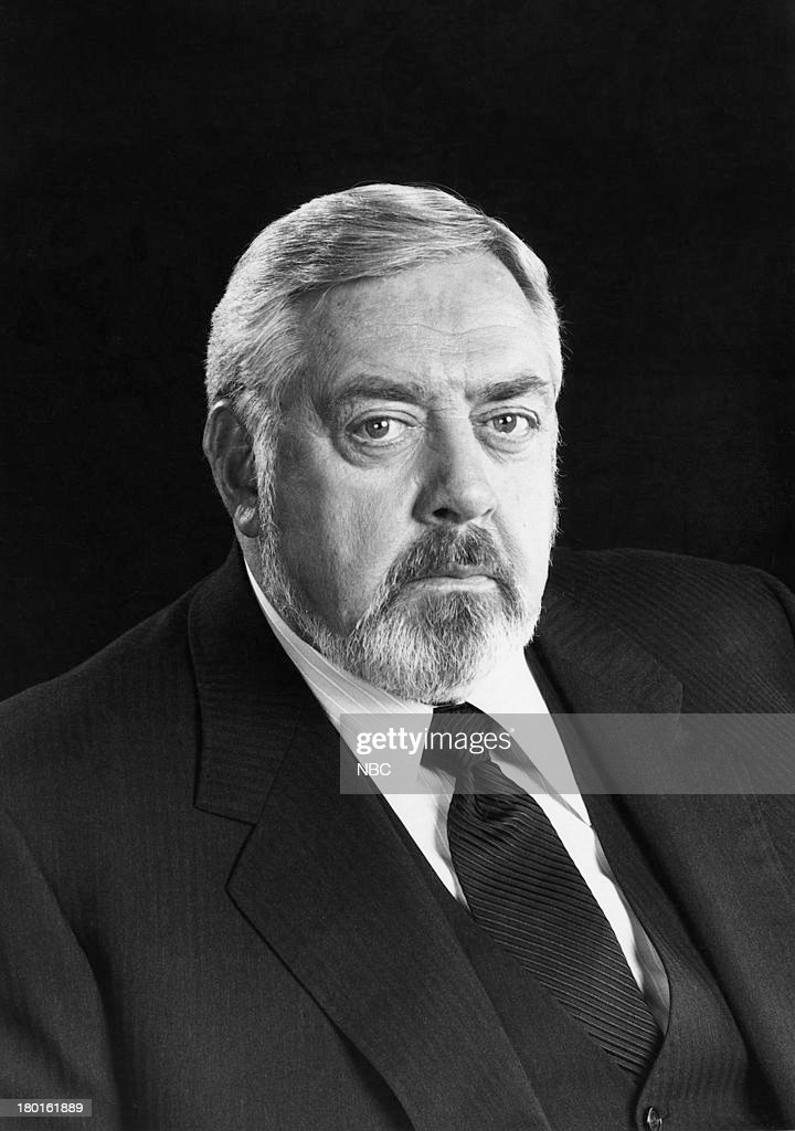 Raymond Burr as Perry Mason --