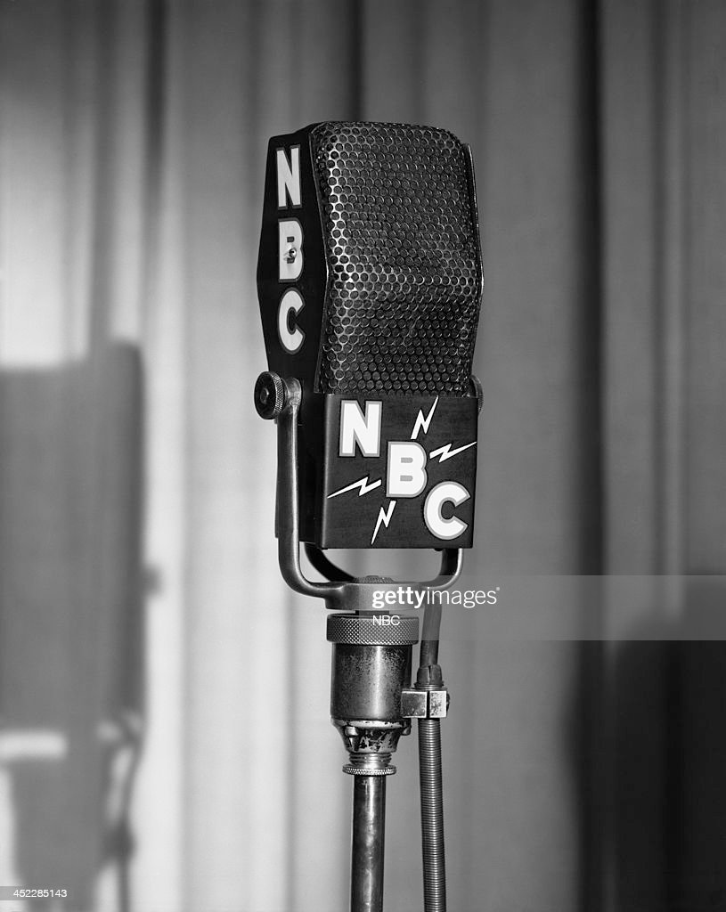 RCA 44A ribbon mircophone --