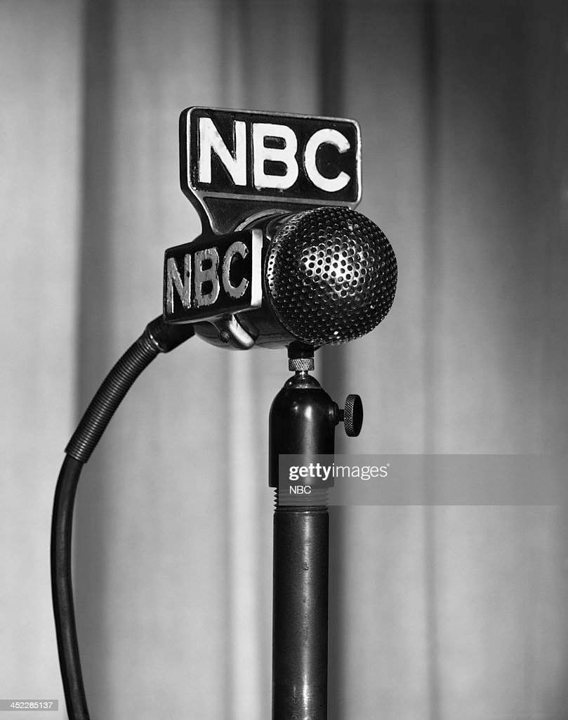 RCA 88A non-directional microphone --